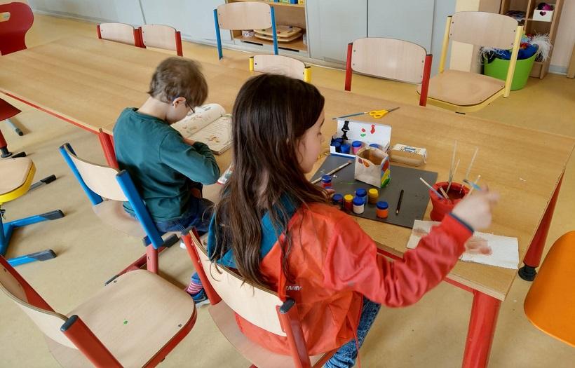 Notbetreuung Grundschule